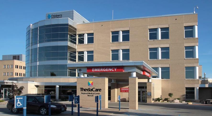 ThedaCare Emergency hospital Neenah