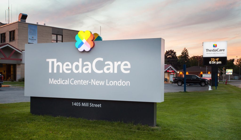 ThedaCare medical center New London