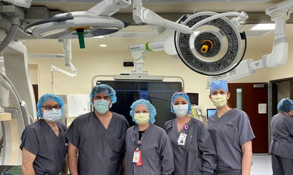 ThedaCare Celebrates 300th TAVR Procedure