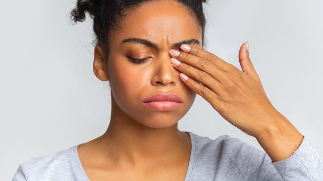 pink eye: a common and contagious problem
