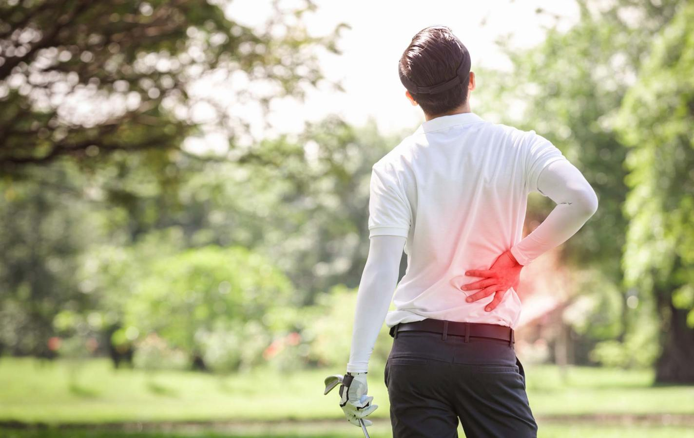 preventing common golf injuries