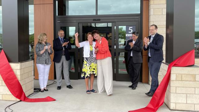 ThedaCare Medical Center-Berlin Completes Updated Emergency Department