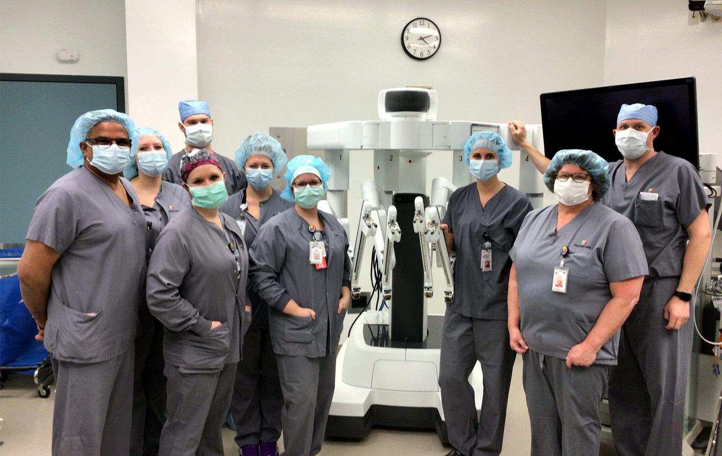 ThedaCare Medical Center-Berlin team