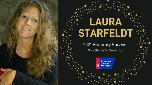 Laura's Story - Sole-Burner-Honorary-Survivor